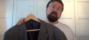 Wardrobe Essentials – Anzüge und Sakkos in Übergrößen