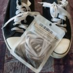 Nie mehr Schuhe binden dank elastischer Schnürsenkel